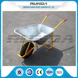 China Galvanized Colors Home Hardware Wheelbarrow Metal Bracket 12.10kg Barrow Weight supplier