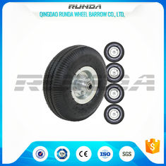 China Smart Balance Pneumatic Trolley Wheels PP Rim Diamond Pattern 20mm Inner Hole supplier