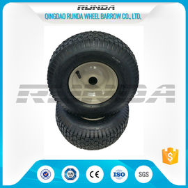 "China Multifunctional Heavy Duty Casters Rubber Wheels 13""X5.00-6 For Wagon Cart supplier"