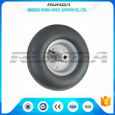 China Pneumatic Heavy Duty Swivel Wheels Nature Rubber 16mm Inner Hole Tr87 Valve supplier