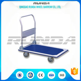 China Transportation Hand Truck Dolly Foldable , Platform Hand Truck Roll Container SGS supplier