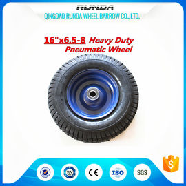 "China Various Colors Heavy Duty Cart Wheels 16"" One Piece Rim 4PR Smart Balance factory"