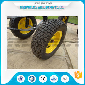 China Anti Slip Heavy Duty Pneumatic Wheels Bore Bearings 30PSI Fit Tool Cart TC1840 factory